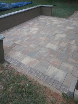 patio pavers in concord nc