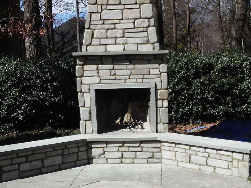 Trust experienced stonework specialists